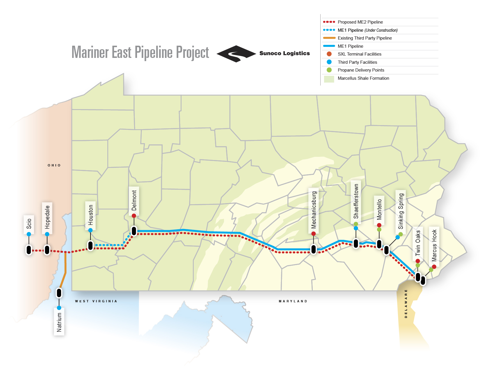 Picture of: Pipeline Information Center